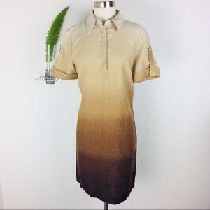 Jones New York Gorgeous Linen Dress Size (M)